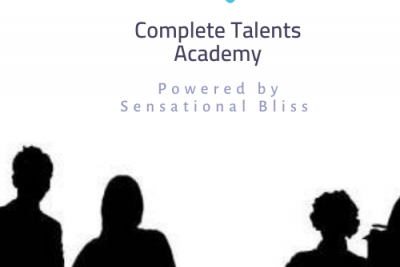 COMPLETE TALENTS by SENSATIONAL BLISS
