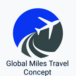 Global Miles Travel Concept