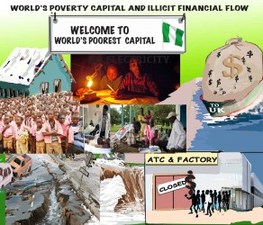 WORLD'S POVERTY CAPITAL AND ILLICIT FINANCIAL FLOWS! BY HENRY BOYO
