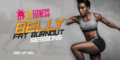 (BELLY FAT BURNOUT SESSIONS)